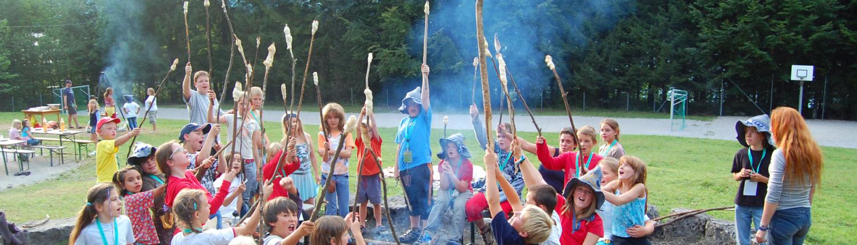 Hilfe für Kids - Ferienlager am Walchensee