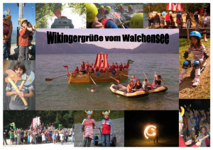 Spende Münchner Kindl Stiftung für Hilfe für Kids für Ferienlager am Walchensee