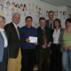 Scheckübergabe Lions Club München an Hilfe für Kids in der Kindervilla Theresia