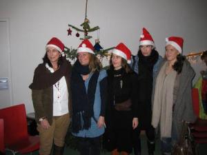 Nikolausfeier in der KoRi Schneckenstein von Polo Moden GmbH für Hilfe für Kids