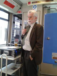 Spende Rainer Gränzer an Hilfe für Kids
