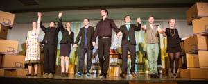 Theaterprojekt Ikarus spendet an Hilfe für Kids
