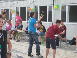 Benefizveranstaltung Gymnasium Ottobrunn für Hilfe für Kids
