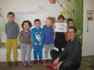 Spende International House for kids an Hilfe für Kids