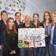 Scheckübergabe w&co. MediaServices GmbH & Co.KG an Hilfe für Kids